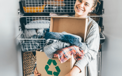 Read About These Three Inventive Ideas For Clothes Recycling!