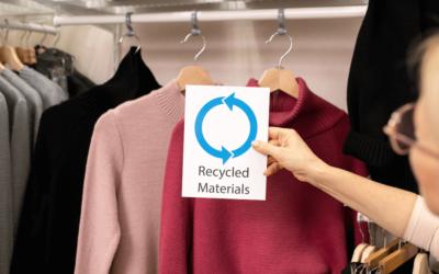 Cómo el reciclaje de ropa ayuda al medio ambiente