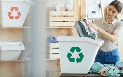 Cómo y dónde reciclar su ropa